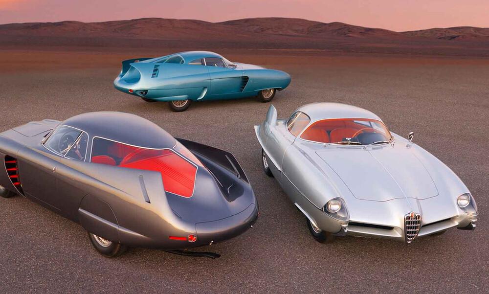 Αυτά τα Alfa Romeo προέρχονται από τον Άρη