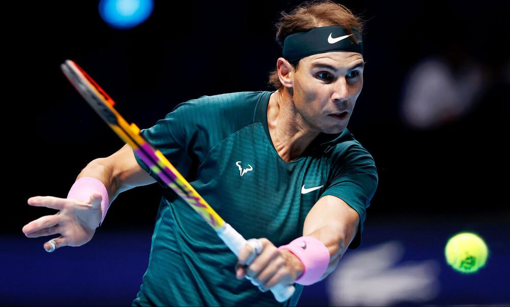 Ράφαελ Ναδάλ: «Είναι σημαντικό να αρχίζεις με νίκη το ATP Finals» (photos+videos)