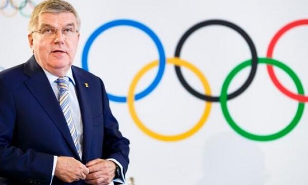 Τόμας Μπαχ: «Φως στο τούνελ οι Ολυμπιακοί Αγώνες στην Ιαπωνία»