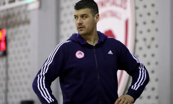 Ολυμπιακός-Παντελάκης: «Γιατί εμείς δεν μπορούμε να αγωνιστούμε με το ίδιο πρωτόκολλο;»