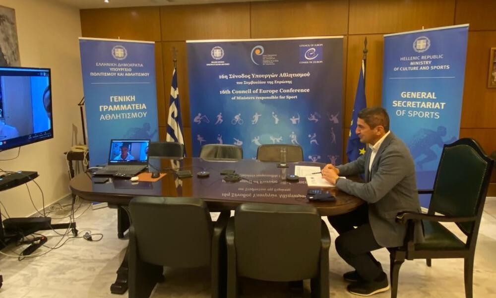 Αυγενάκης: «Όχι τόσο καλά νέα για επιστροφή όλων σε προπονήσεις και αγώνες»