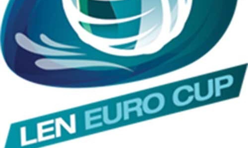 Euro Cup Πόλο: «Κλήρωσε» για τους τρεις Έλληνες εκπροσώπους στα προκριματικά
