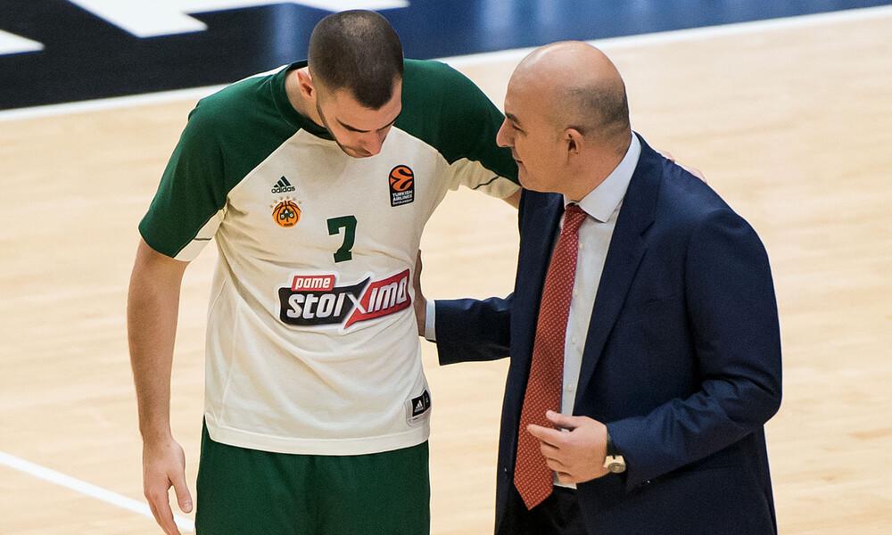 Πονσαρνάου: «Παίξαμε ως ομάδα, σημαντικός ο Ντούμπλιεβιτς για εμάς» (video)