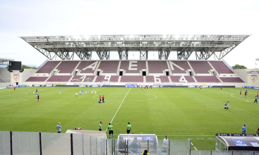 ΑΕΛ: Ζητά να αφαιρεθεί το σήμα της ομάδας από το AEL FC Arena!