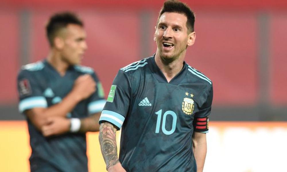 Μέσι: Το απίθανο ρεκόρ με την εθνική Αργεντινής (photos)