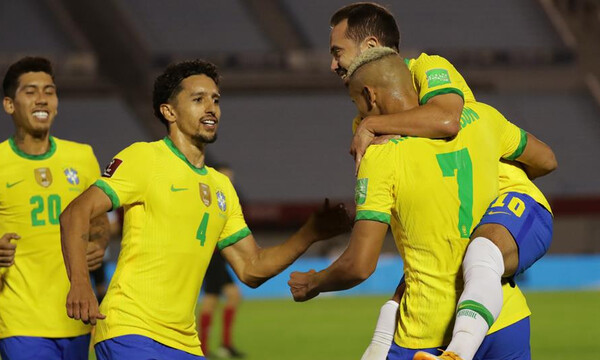 Μουντιάλ 2022: Ακάθεκτη η Βραζιλία, άνετα η Αργεντινή (videos+photos)