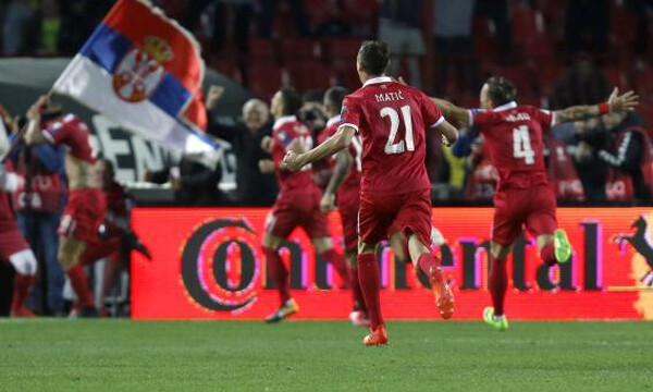 Nations League: Συναγερμός στην Σερβία με τρία κρούσματα κορονοϊού