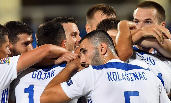 Nations League: Κορονοϊό Βόσνιος άσος, εκτός με Ιταλία (photos)