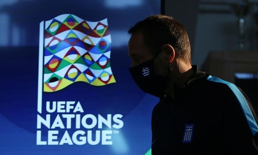 Ελλάδα-Σλοβενία: Οι εκλεκτοί του Φαν'τ Σχιπ για τον… τελικό! (Photos)