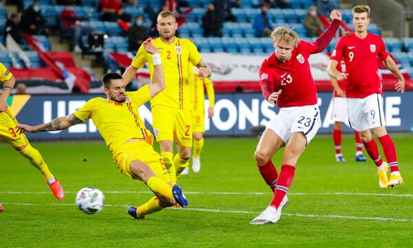 Nations League: Κατακυρώθηκε και επίσημα της Ρουμανίας το ματς με τη Νορβηγία