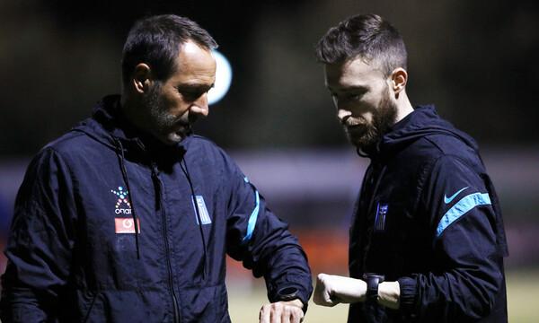 Κωνσταντινίδης: «Σε τροχιά ανόδου με τον Τζον φαν'τ Σχιπ» (photos)