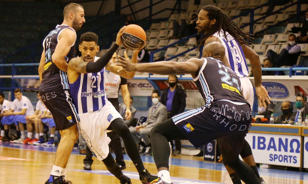 Ηρακλής - Κολοσσός Ρόδου 66-65: Πήρε το «ντέρμπι» (videos+photos) -  Onsports.gr