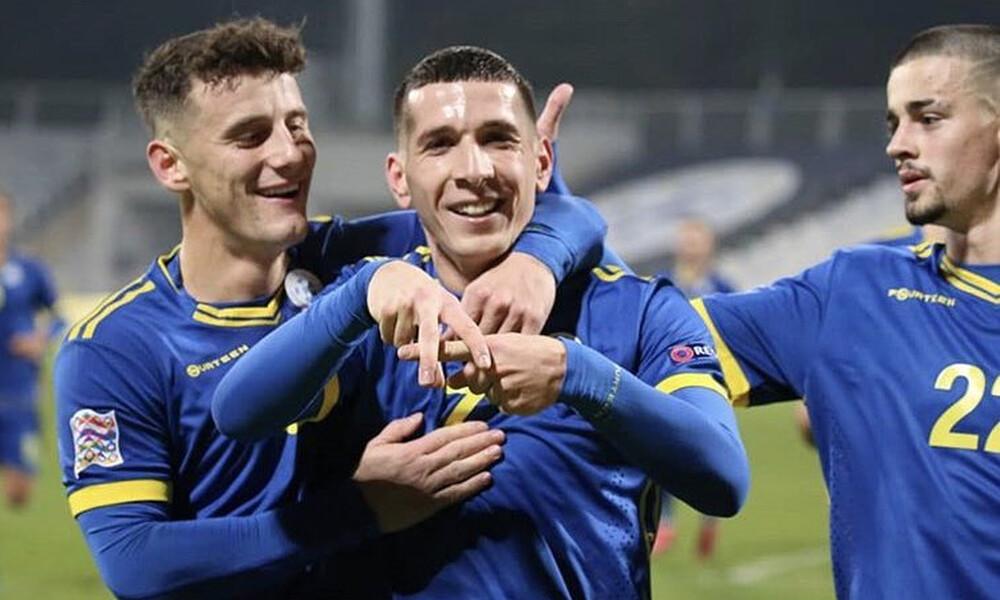 Κόσοβο-Μολδαβία 1-0: Στα μπαράζ παραμονής οι Μολδαβοί
