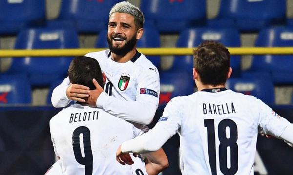 UEFA Nations League: Έκλεισαν θέση στο Final-4 Ιταλία και Βέλγιο (videos)