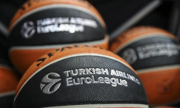 Euroleague: Η βαθμολογία μετά τα παιχνίδια της Τετάρτης (18/11)