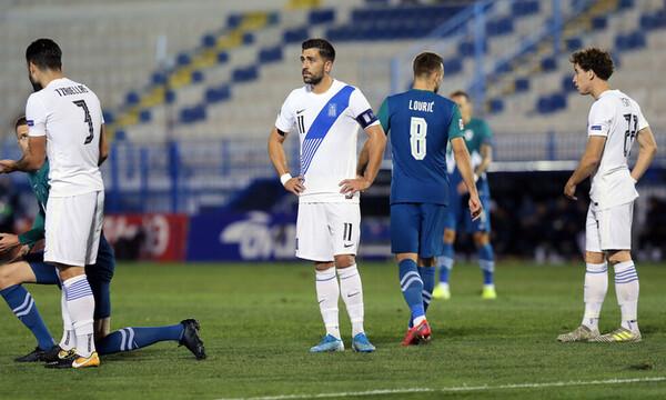 Ελλάδα-Σλοβενία 0-0: Τα highlights του αγώνα (video)