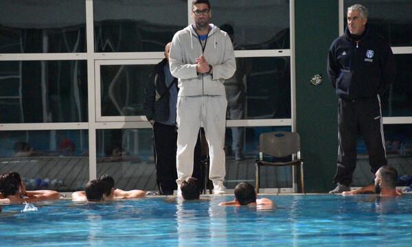 Απόλλων Σμύρνης: Επιστροφή στις προπονήσεις με Δεληγιάννη (photos)