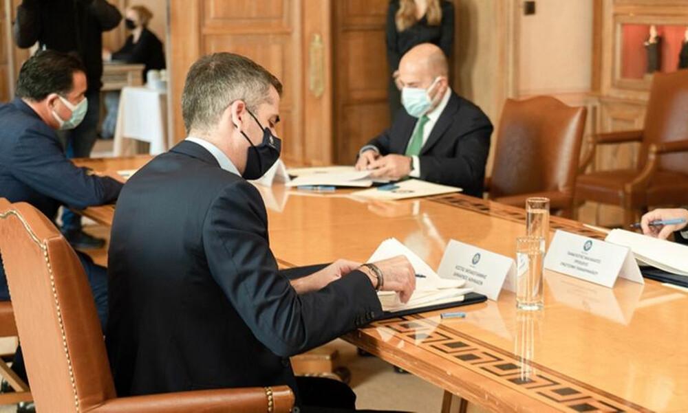 Μπακογιάννης: «Στρατηγική απόφαση η Διπλή Ανάπλαση»