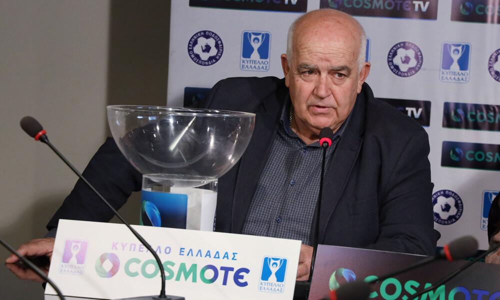 Γαβριηλίδης: «Σέντρα το τέλος του μήνα η SL2 – Κύπελλο στις 15/2»