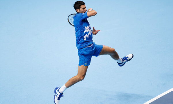 ATP Finals: Στα ημιτελικά ο Τζόκοβιτς (video)