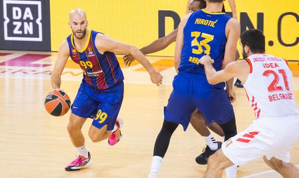 Μπαρτσελόνα-Ερυθρός Αστέρας 76-65: Τα χρειάστηκαν, αλλά νίκησαν οι Καταλανοί