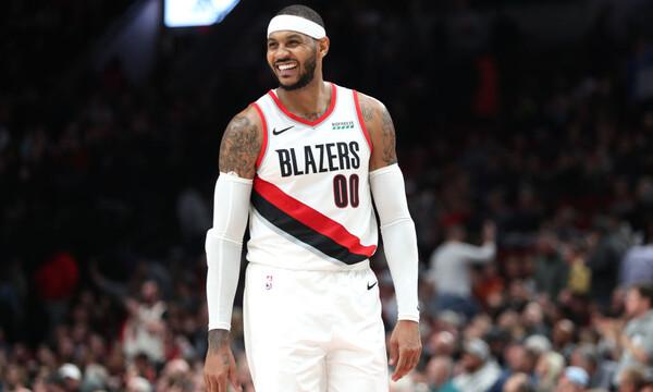 NBA: Στη λίστα των Νικς ο Καρμέλο