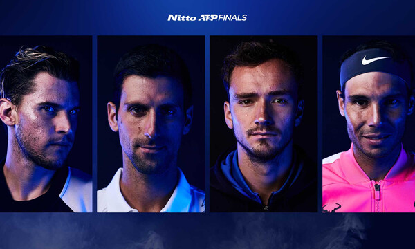 ATP Finals: Σήμερα βγαίνει το ζευγάρι του μεγάλου τελικού