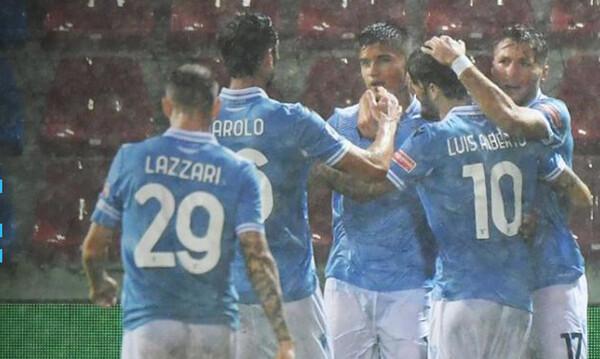 Serie A: Επέστρεψε ο Ιμόμπιλε και νίκησε η Λάτσιο (video)