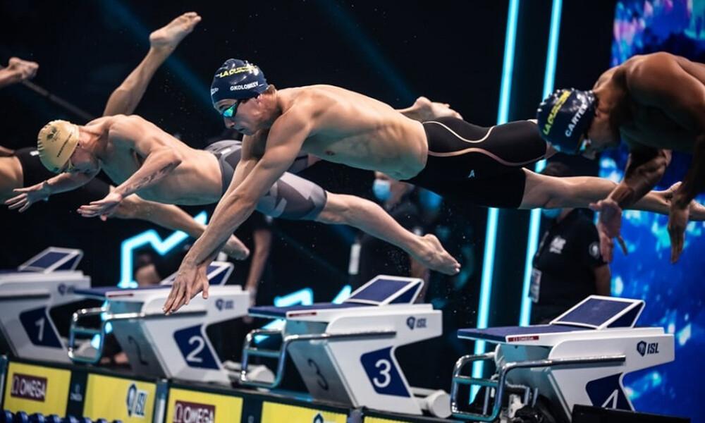 Κριστιάν Γκολομέεβ: «Τορπίλισε» και άλλο Πανελλήνιο ρεκόρ στα 50μ ελεύθερο!