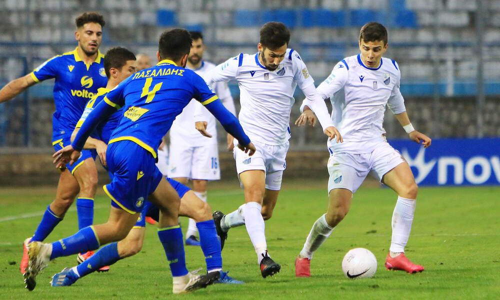 Λαμία-Αστέρας Τρίπολης 2-2: Έτσι ήρθε η ισοπαλία στο «Αθ. Διάκος» (photos+video)