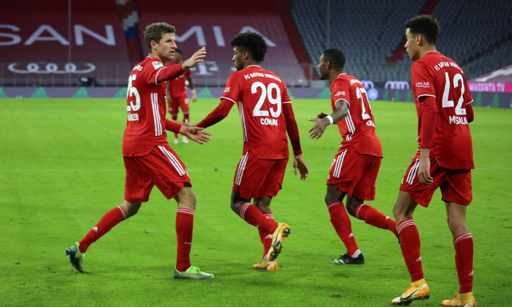 Bundesliga: Γκέλαρε κόντρα στην Βέρντερ η Μπάγερν (videos)