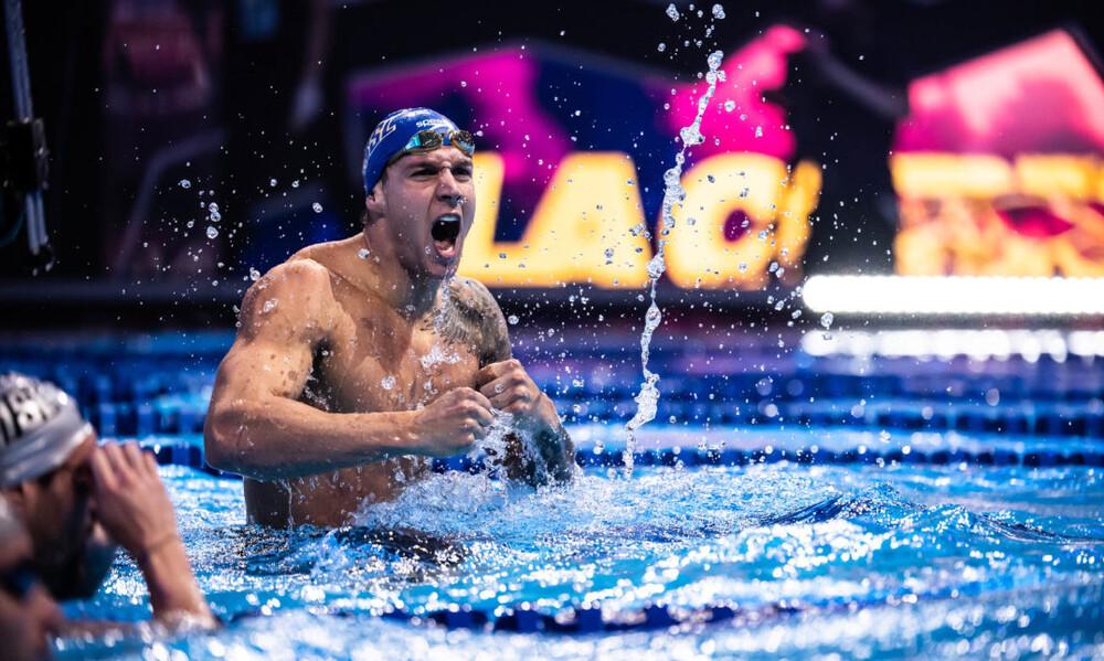 International Swimming League: «Βροχή» τα Παγκόσμια ρεκόρ στη Βουδαπέστη! (video+photos)