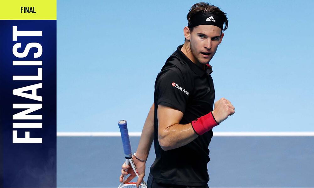 ATP Finals: Συγκλονιστική νίκη του Τιμ επί του Τζόκοβιτς και πρόκριση στον τελικό (videos+photos)