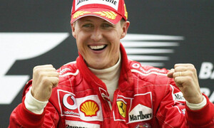 Μίκαελ Σουμάχερ - «Να δει τον γιο του στη Formula 1»
