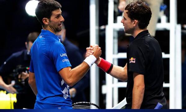 ATP Finals-Τζόκοβιτς: «Εξωπραγματικό αυτό που έκανε ο Τιμ»!