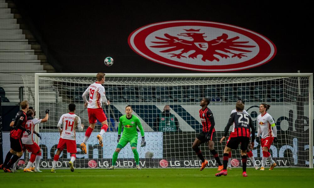 Bundesliga: Ισοπαλία για Λειψία και Άιντραχτ (video)