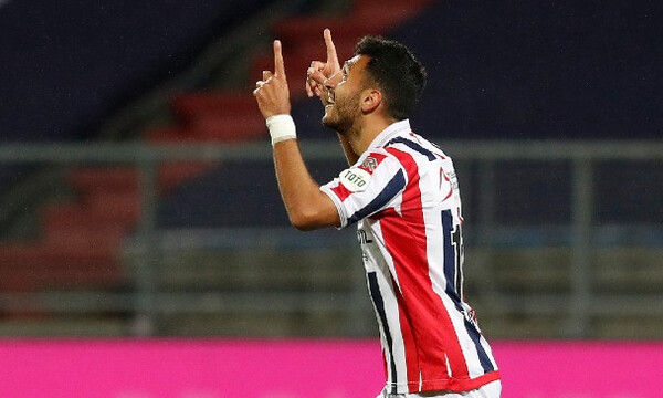 Eredivisie: Στον Παυλίδη η ελληνική «μάχη» με Γιακουμάκη (video)