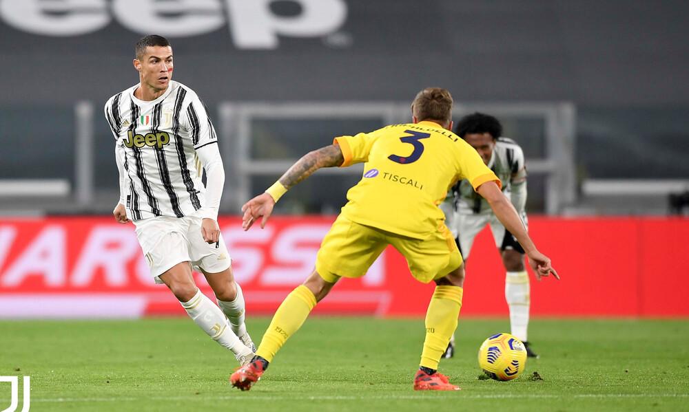 Serie A: Επιστροφή με ρεσιτάλ Ρονάλντο για την Γιουβέντους (video)