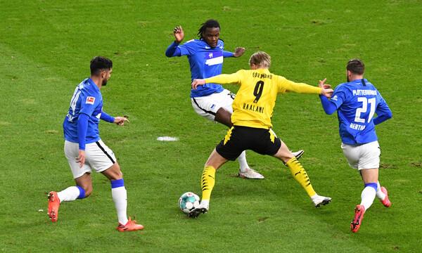 Bundesliga: Το «χρυσό αγόρι» έστησε πάρτι στο Βερολίνο (video+photos)
