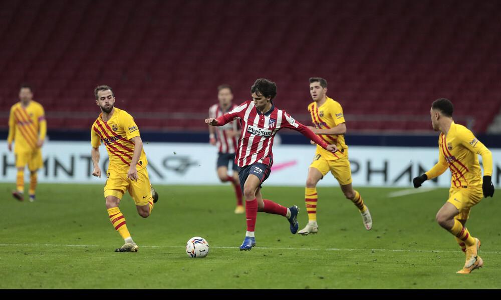 La Liga: Ο Καράσκο έδωσε το ντέρμπι στην Ατλέτικο κόντρα στην Μπαρτσελόνα (videos)