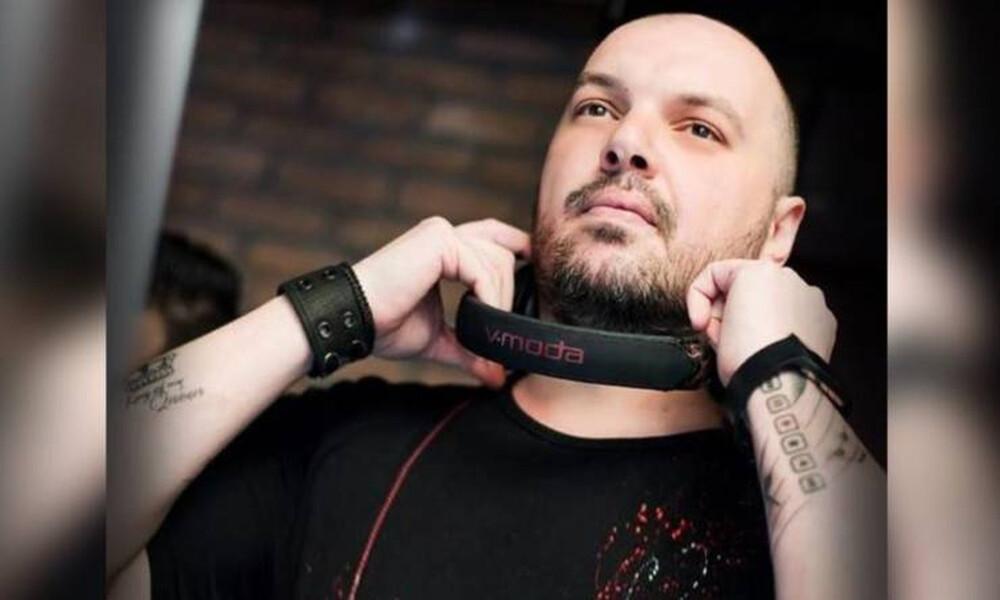 DJ Decibel: Θρήνος για τον 39χρονο Δημήτρη Μπέλλο που πέθανε από κορονοϊό