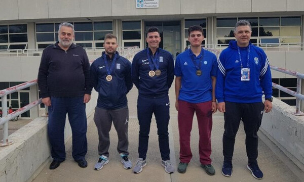 Ποδηλασία-Βασιλόπουλος: «Αυτή η ομάδα έχει χρυσό παρόν και λαμπρό μέλλον»