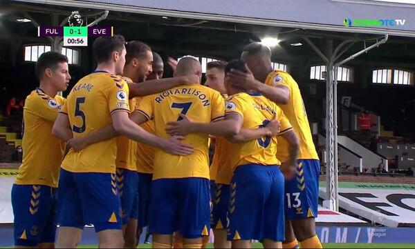 Premier League: Το πιο γρήγορο γκολ της σεζόν μπήκε… κατά λάθος (video)