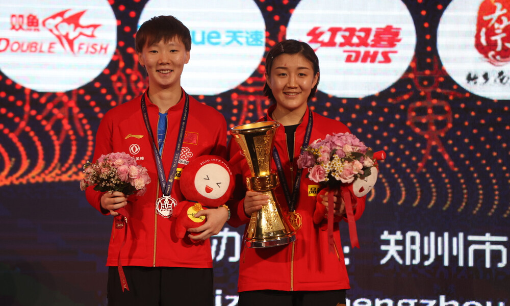 Πινγκ πονγκ: Πήρε... ρεβάνς ο Μα Λονγκ, ρεκόρ για την Τσεν Μενγκ στο ITTF Finals