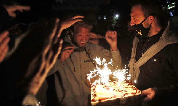 Άρης: Πανηγύρια και τούρτα γενεθλίων! (photos)