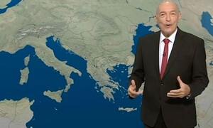 «Δυστυχώς...»! Θα έχουμε βαρύ χειμώνα; Η απάντηση του Τάσου Αρνιακού (video)