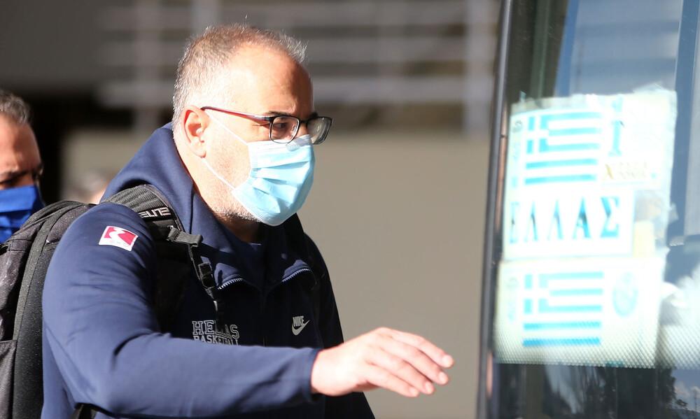 Σκουρτόπουλος: «Είμαστε αισιόδοξοι, να ανταποκριθούμε με βάση την άμυνα» (photos)