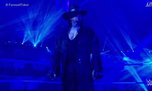 WWE: Δεν μπορεί να είναι αλήθεια - Ο Undertaker αποσύρεται (videos+photos)