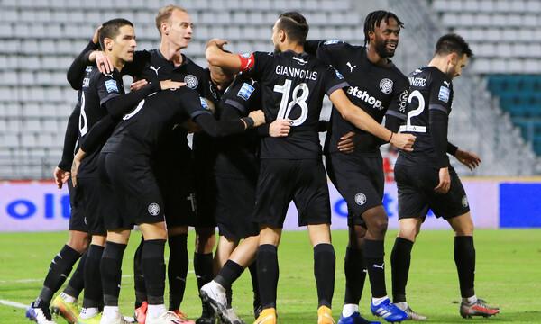 Super League: Η βαθμολογία μετά την τεσσάρα του ΟΦΗ (photos)