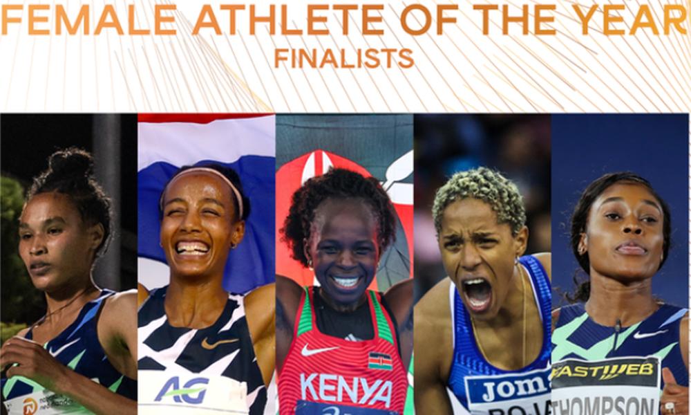 Οι 5 φιναλίστ για τον τίτλο της κορυφαίας αθλήτριας του κόσμου για το 2020